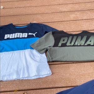 Boys' Puma T-Shirts